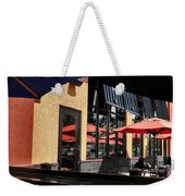 Under The Umbrella Weekender Tote Bag