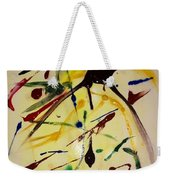 Under The Wing Weekender Tote Bag