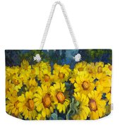 Under Tuscan Sun Weekender Tote Bag