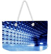 Underground Train Dynamic Motion Weekender Tote Bag