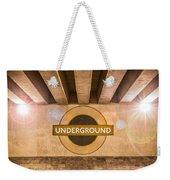 Underground Underground Weekender Tote Bag
