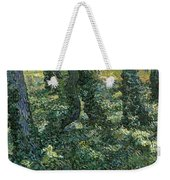 Undergrowth Weekender Tote Bag