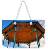 Underneath A French Gazebo Weekender Tote Bag