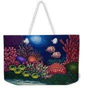 Undersea Creatures Vi Weekender Tote Bag