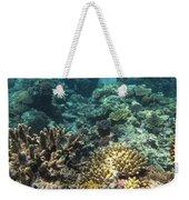 Underwater Color Weekender Tote Bag