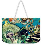 Underwater Dreams Weekender Tote Bag