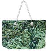 Underwater Rocks - Adriatic Sea Weekender Tote Bag