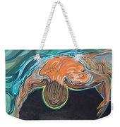 Underwater Swimmer. Part II     Weekender Tote Bag