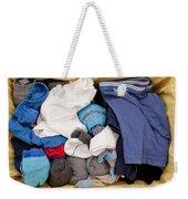 Underwear And Socks Weekender Tote Bag