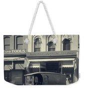 Underwood Typewriter Factory Weekender Tote Bag