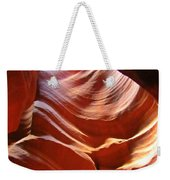 Undulating Pelvis Weekender Tote Bag