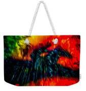 Unexpected Riders Vision Weekender Tote Bag