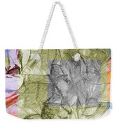 You Saw No Picture 4 Weekender Tote Bag