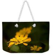 Unidentified Yellow Flower Weekender Tote Bag