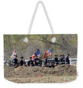 Union Artillery Embankment Weekender Tote Bag