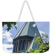 Union Collage Church Weekender Tote Bag