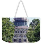 Union Collage New York Weekender Tote Bag