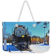 Union Pacific Challenger Weekender Tote Bag