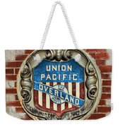 Union Pacific Crest Weekender Tote Bag