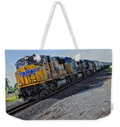 Union Pacific Southbound Weekender Tote Bag