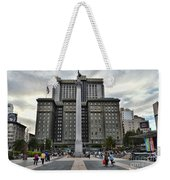 Union Square Courtyard Weekender Tote Bag