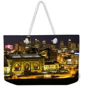 Union Station Kansas City Weekender Tote Bag