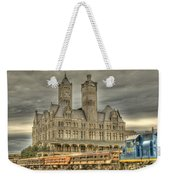 Union Station Weekender Tote Bag