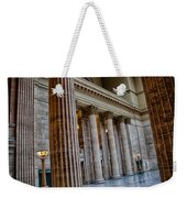 Union Station Chicago Weekender Tote Bag