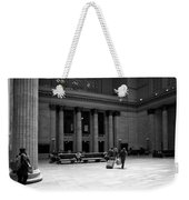 Union Station Chicago The Great Hall Weekender Tote Bag