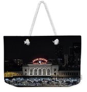 Union Station Denver Colorado 2 Weekender Tote Bag