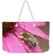 The Color Of Honey Weekender Tote Bag