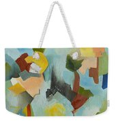 Uniquity Weekender Tote Bag by Danielle Nelisse