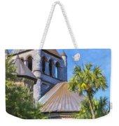 United Church Of Christ Weekender Tote Bag