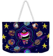United Planets Of Eurotrazz Weekender Tote Bag