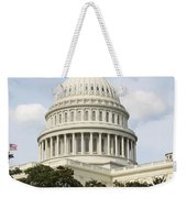 United State Capitol Dome Washington Dc Weekender Tote Bag