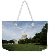 United State Capitol  Washington Dc Weekender Tote Bag