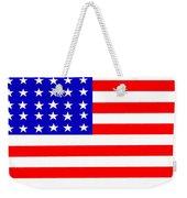 United States 30 Stars Flag Weekender Tote Bag
