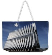 United States Air Force Academy Cadet Chapel Weekender Tote Bag