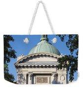 United States Naval Academy Chapel Weekender Tote Bag
