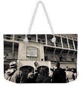 United States Penitentiary Weekender Tote Bag