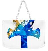 Unity 15 - Spiritual Artwork Weekender Tote Bag