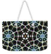 Universal Web Matrix Weekender Tote Bag