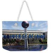 Universe Of Energy Weekender Tote Bag