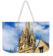 University Church Of St Mary The Virgin Weekender Tote Bag