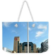 University Hospital Weekender Tote Bag