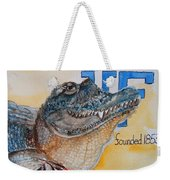 University Of Florida Weekender Tote Bag