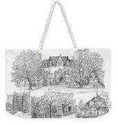 University Of Pennsylvania Weekender Tote Bag