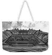 University Of Sydney-black And White Weekender Tote Bag