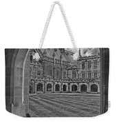 University Of Sydney-black And White V3 Weekender Tote Bag