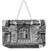 University Of Sydney-black And White V4 Weekender Tote Bag